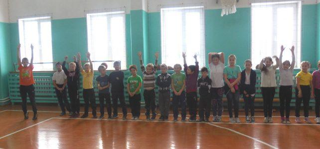 Всероссийские президентские спортивные соревнования «Веселые старты»