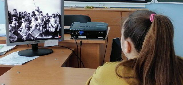 Тематический показ фильмов о Суворове